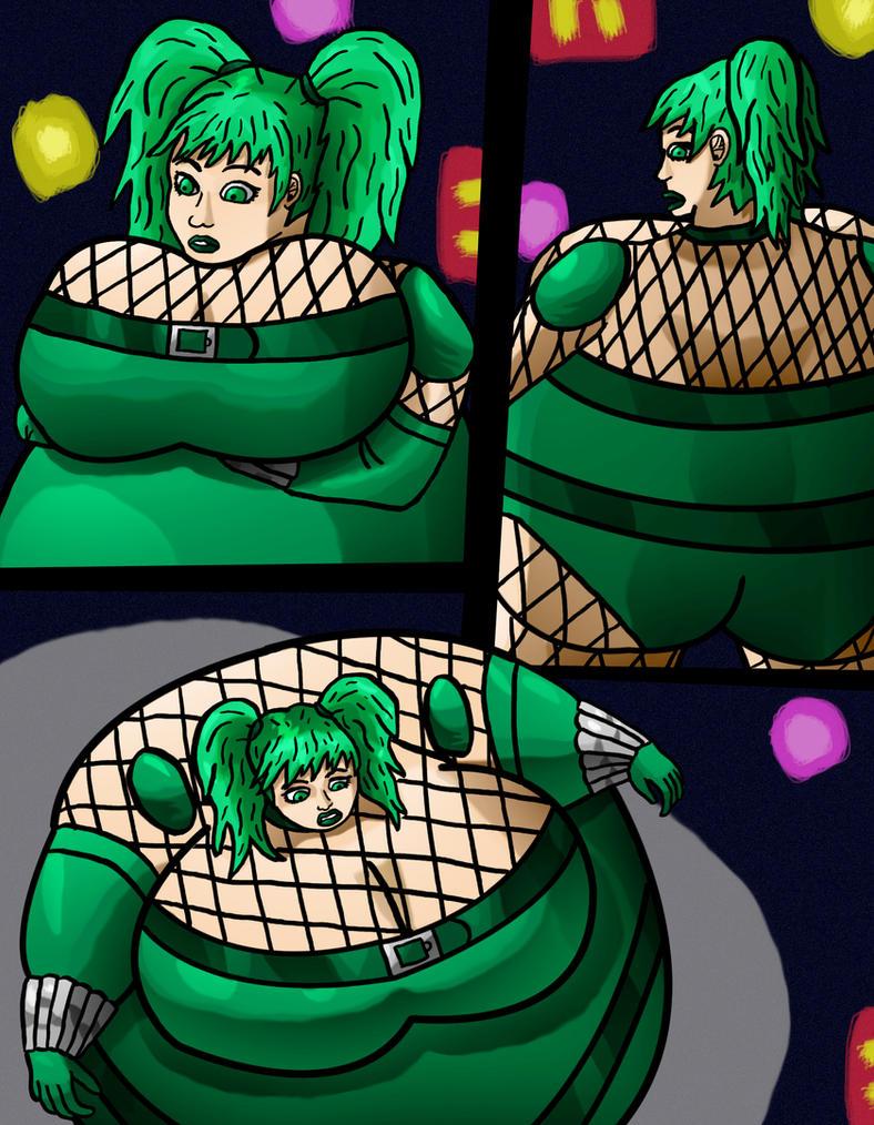 Shiny Happy Aquazon's Big Pop! Page 2 by pigsofdoom on DeviantArt