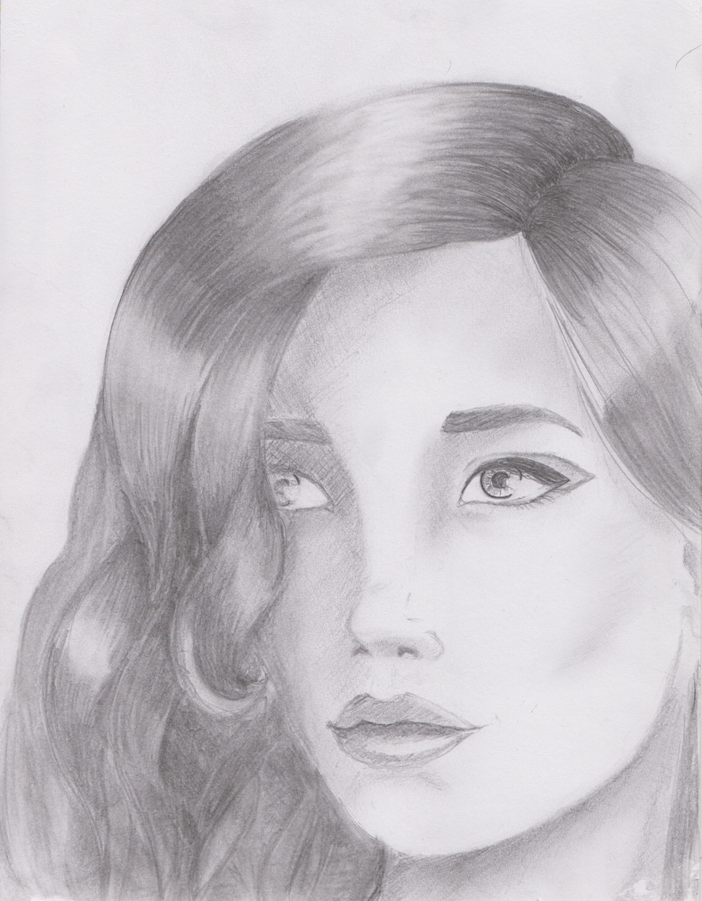 Portrait/Sketch by D-ragonstone