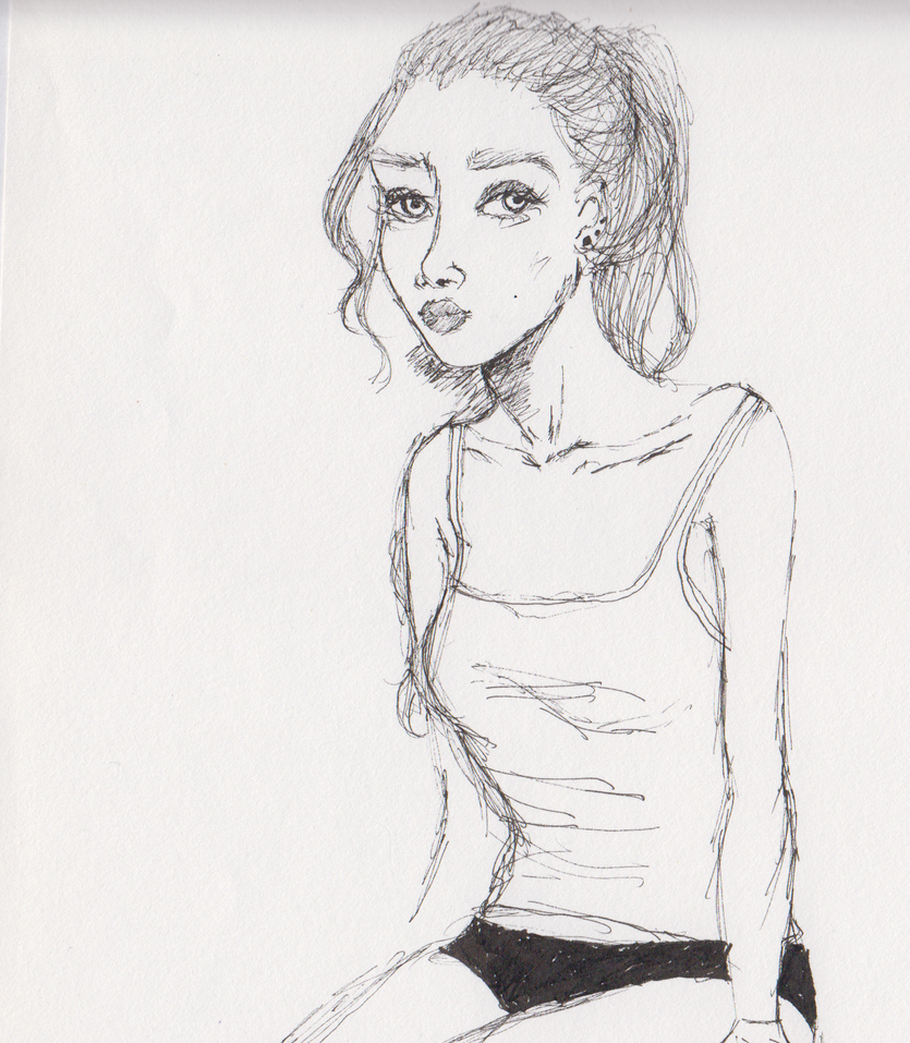Sketch nr 7 by D-ragonstone