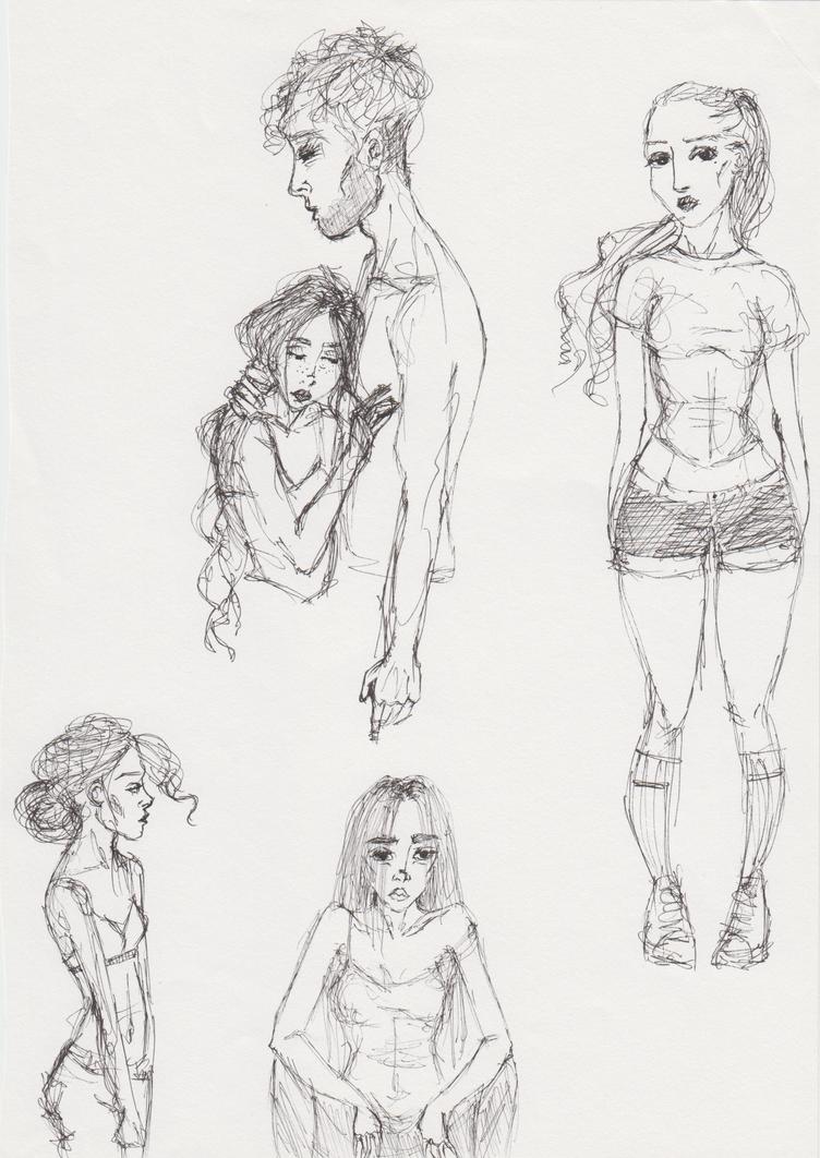 Sketch nr 8 by D-ragonstone