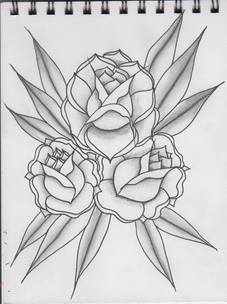 Flowers by D-ragonstone