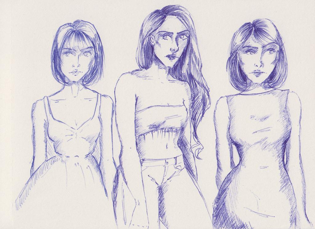 girls by D-ragonstone