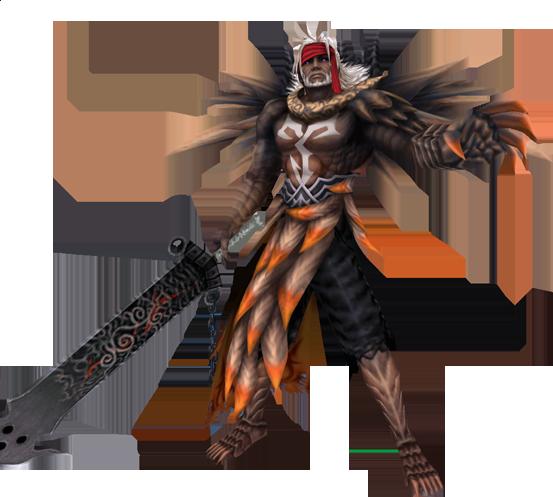 Final Fantasy X - Jecht by sliscin