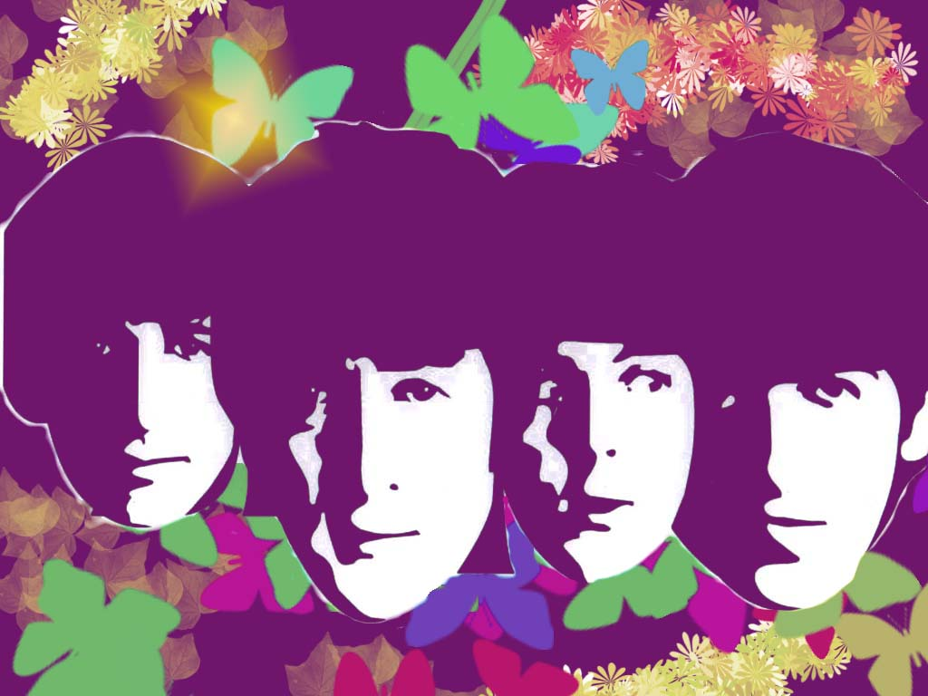 The Beatles Wallpaper III By Mirymdza