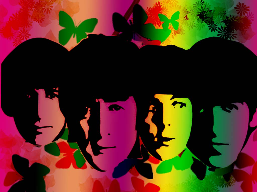 The Beatles Wallpaper IV By Mirymdza