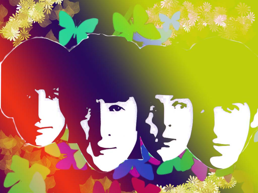 The Beatles Wallpaper V By Mirymdza