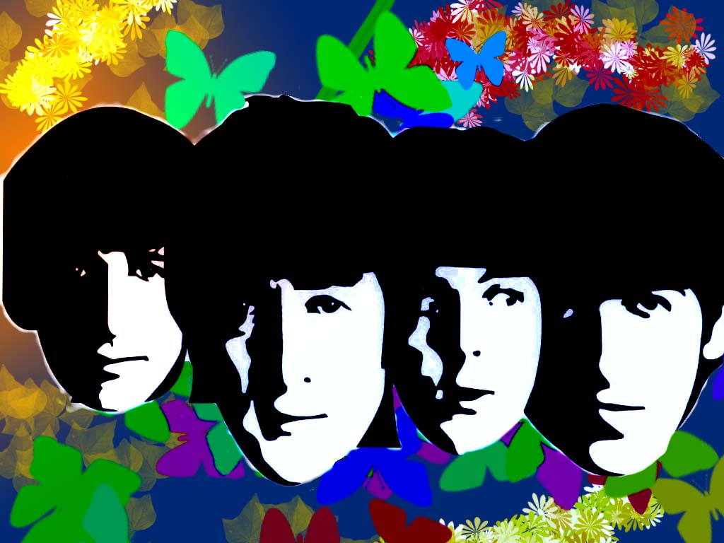 The Beatles Wallpaper VI By Mirymdza