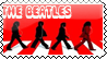 The beatles stamp by mirymdza