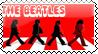 The beatles stamp by mirymdza