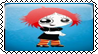 Ruby gloom stamp by mirymdza