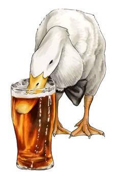 Ducktober 8: A Duck Known as Star