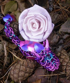Pinky purple dragon