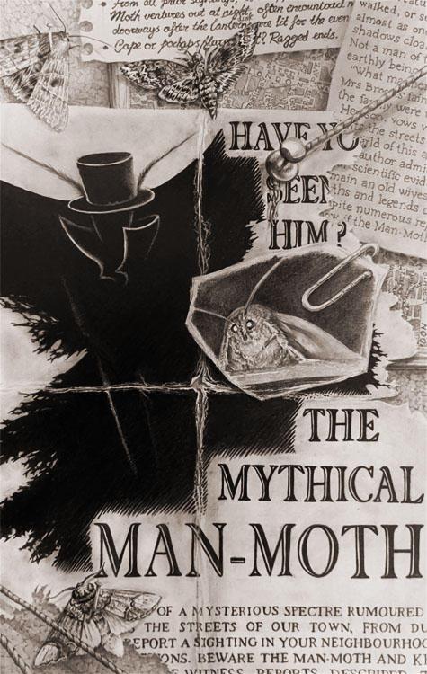 The Mythical Man-Moth