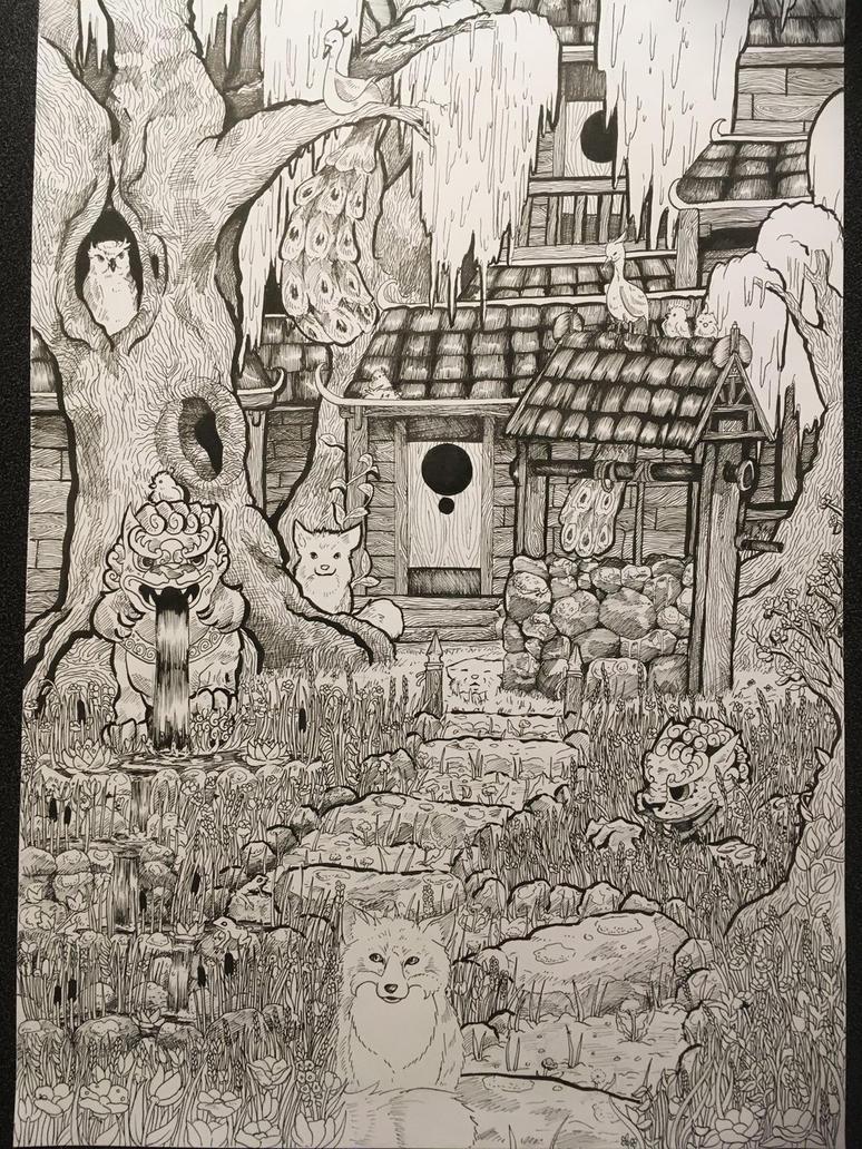 Garden (15.03.17) by StoSiggi