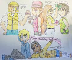 Happy Birthday En3-senpai by Goody-II-Shoes