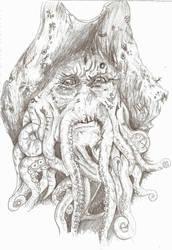 Davy Jones by beebecca213