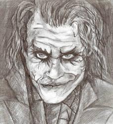Joker by beebecca213