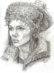 Elizabeth Swann by beebecca213