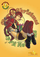 H.O.W. Christmas Contest by G-David
