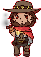 McCree by pkpudding