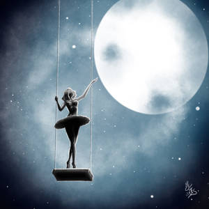 Full moon night by ciccio95