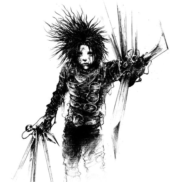 edward scissor hands and metropolis on german expressionism essay Again, very much a work in progress based on an article which first appeared in shockeye's kitchen # 12 this article is an attempt to apply concepts derived from.