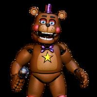 [C4D] Rockstar Freddy Porting WIP by Ragnadeon