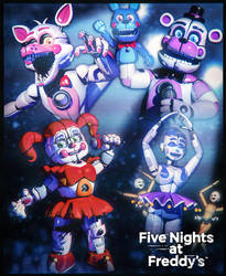 The Funtimes! | Sister Location Poster + Release