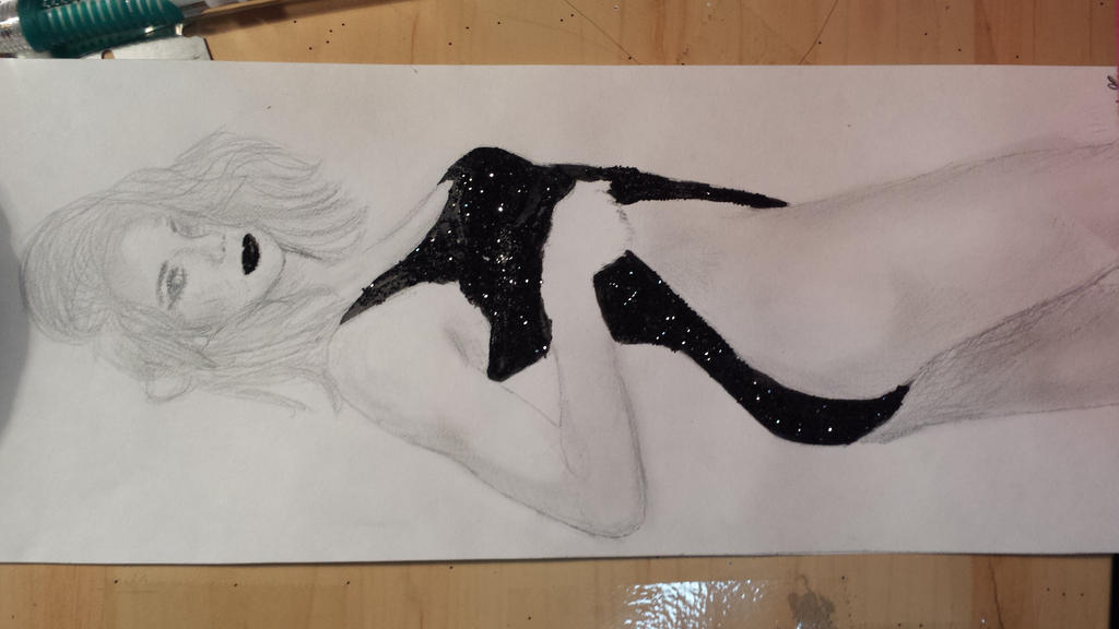 she deserves to sparkle  by BlackRose38