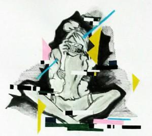 A Glitch by genni101