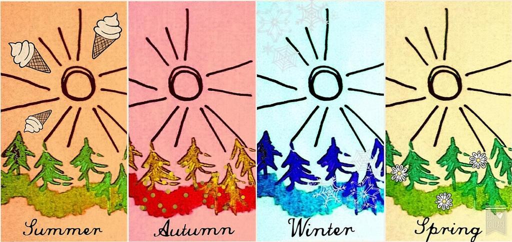 Seasons by genni101