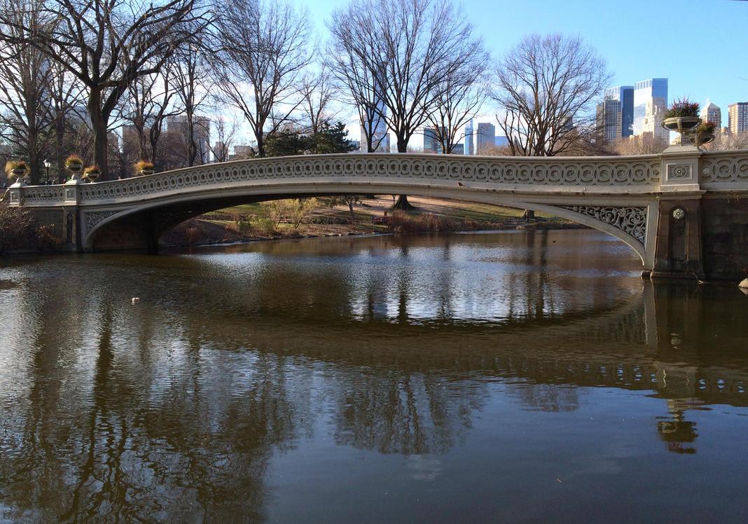 The Bow Bridge by swizzleSTIX41