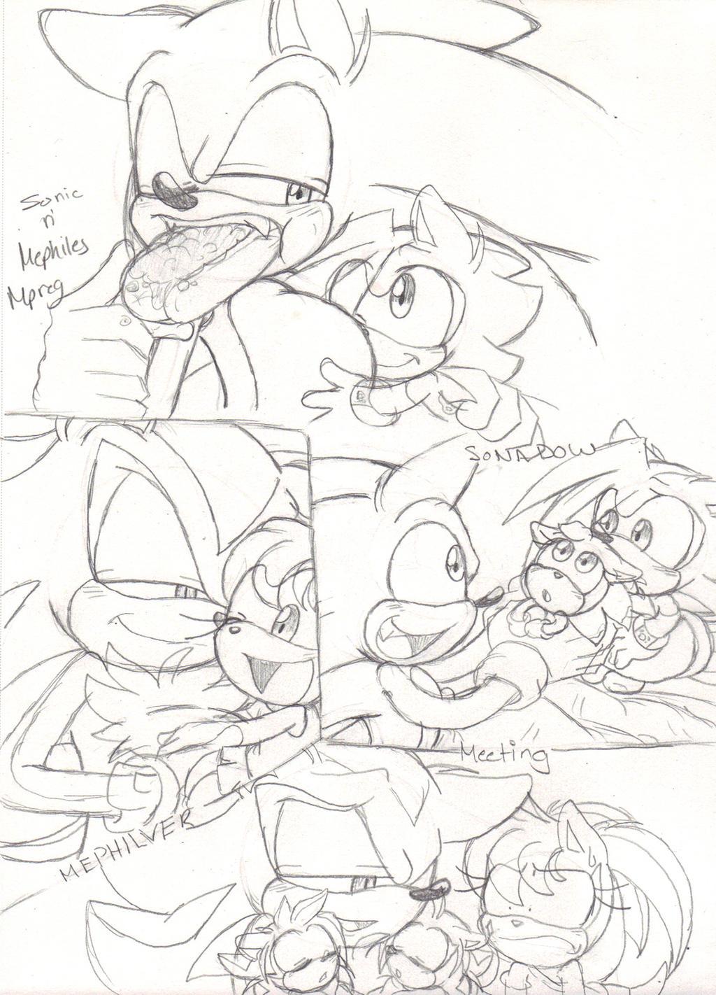 Shadow X Sonic Mpreg Mpreg Sonic n M...