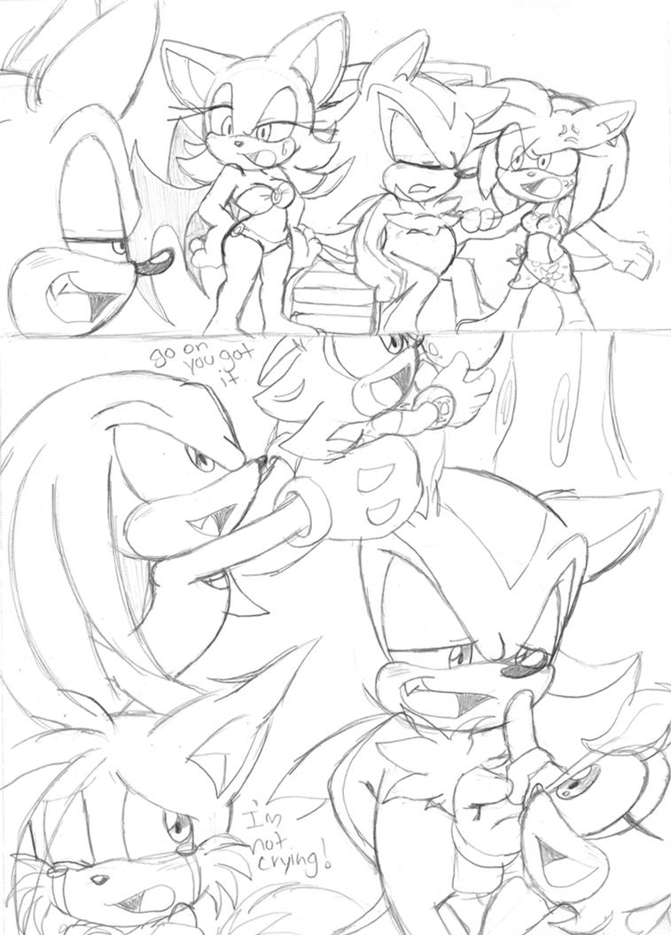 Sonic Doodlezzz : 10 by Narcotize-Nagini
