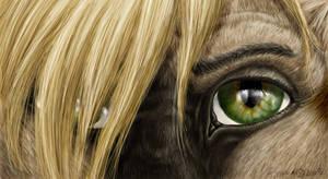 Eyes by TitanaCrotu