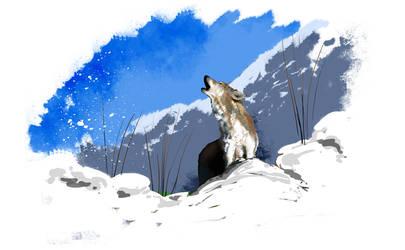 wolf2 by valerimarinov