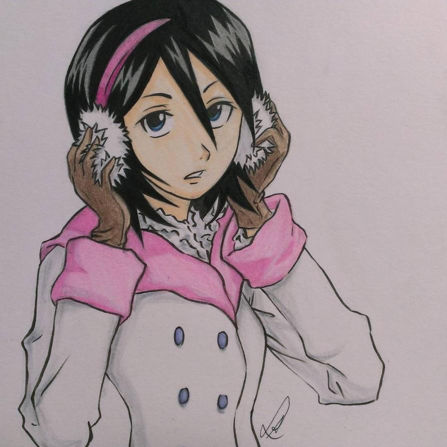 Rukia by Annaella