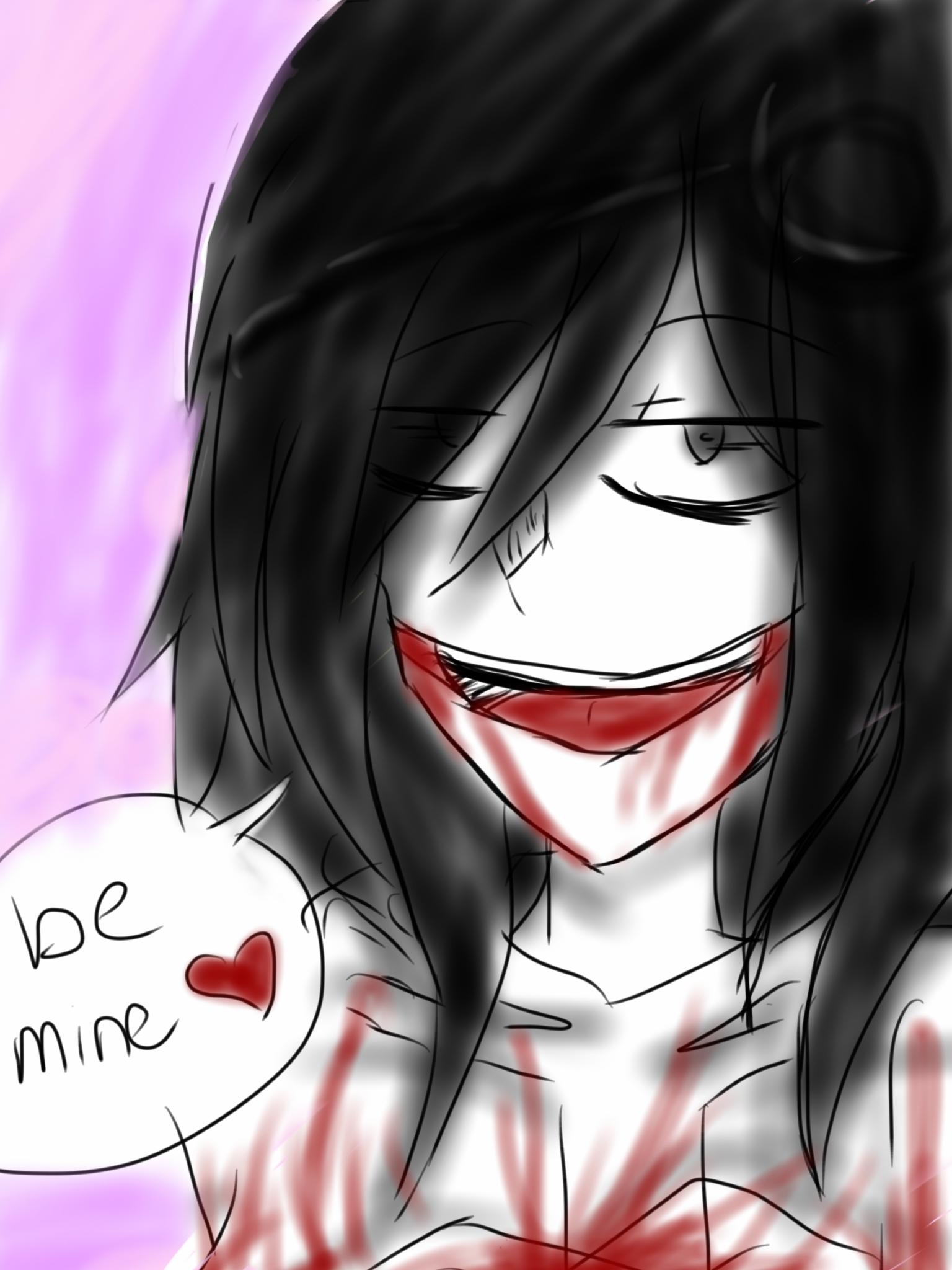 Jeff the killer for fan girls by Pastayaoifantasy on ...