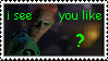 the riddler stamp by Dr-Angel23