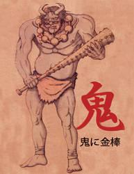 Oni ni Kanabo by El-Shogun