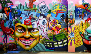 Mural Creativa FullView