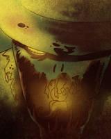 Batman Scarecrow by Fishmas