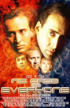 Nic Cage as Everyone THE MOVIE