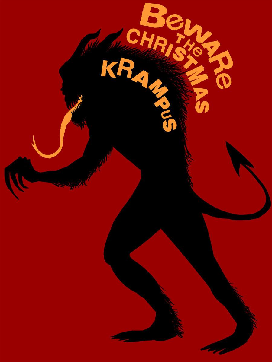 The christmas krampus by fishmas on deviantart - Krampus wallpaper ...