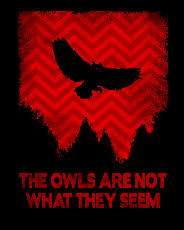 The Owls Are Not What They Seem by Fishmas