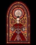 Stained Glass Zuko