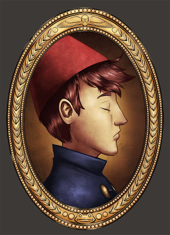 Wirt Portait by Fishmas