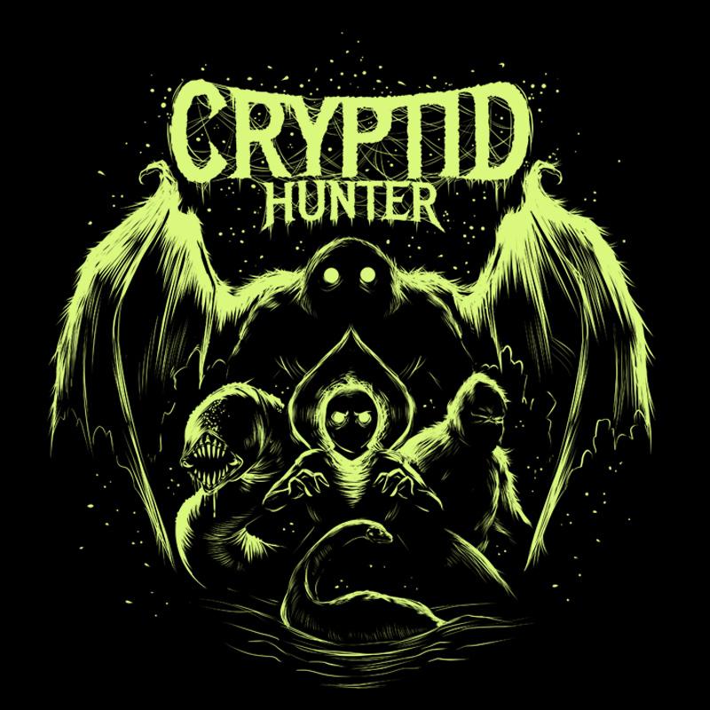 Cryptid Hunter By Fishmas On DeviantArt