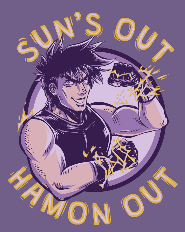 Sun's Out, Hamon Out by Fishmas