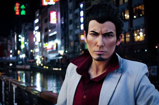 Yakuza :: Kazuma Kiryu I